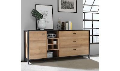 FORTE Sideboard, Breite ca. 186 cm kaufen