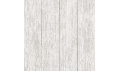 Superfresco Easy Vliestapete »Sahara - Holzbohlen«, Holz, Grau - 10m x 52cm kaufen