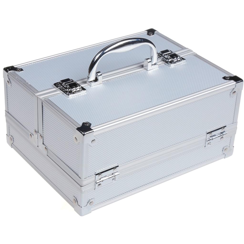 ZMILE COSMETICS Schmink-Koffer »My Treasure Case«, (113 tlg.)