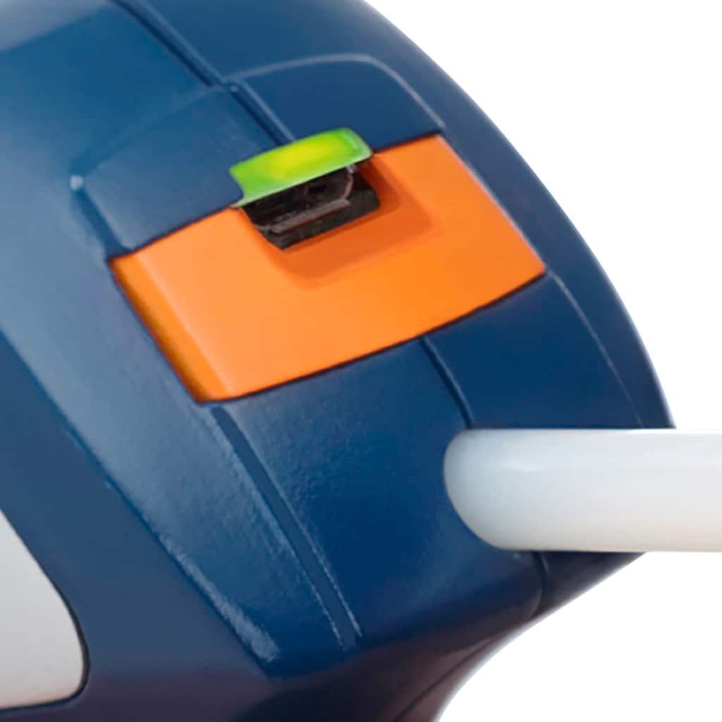 steinel Heißklebepistole »neo2«, mit Klebstoffrückzug und LED-Batteriestatusanzeige, 15 Sek. Aufheizzeit