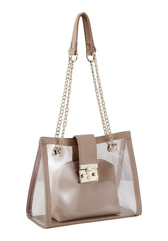 Tasche transparent kaufen