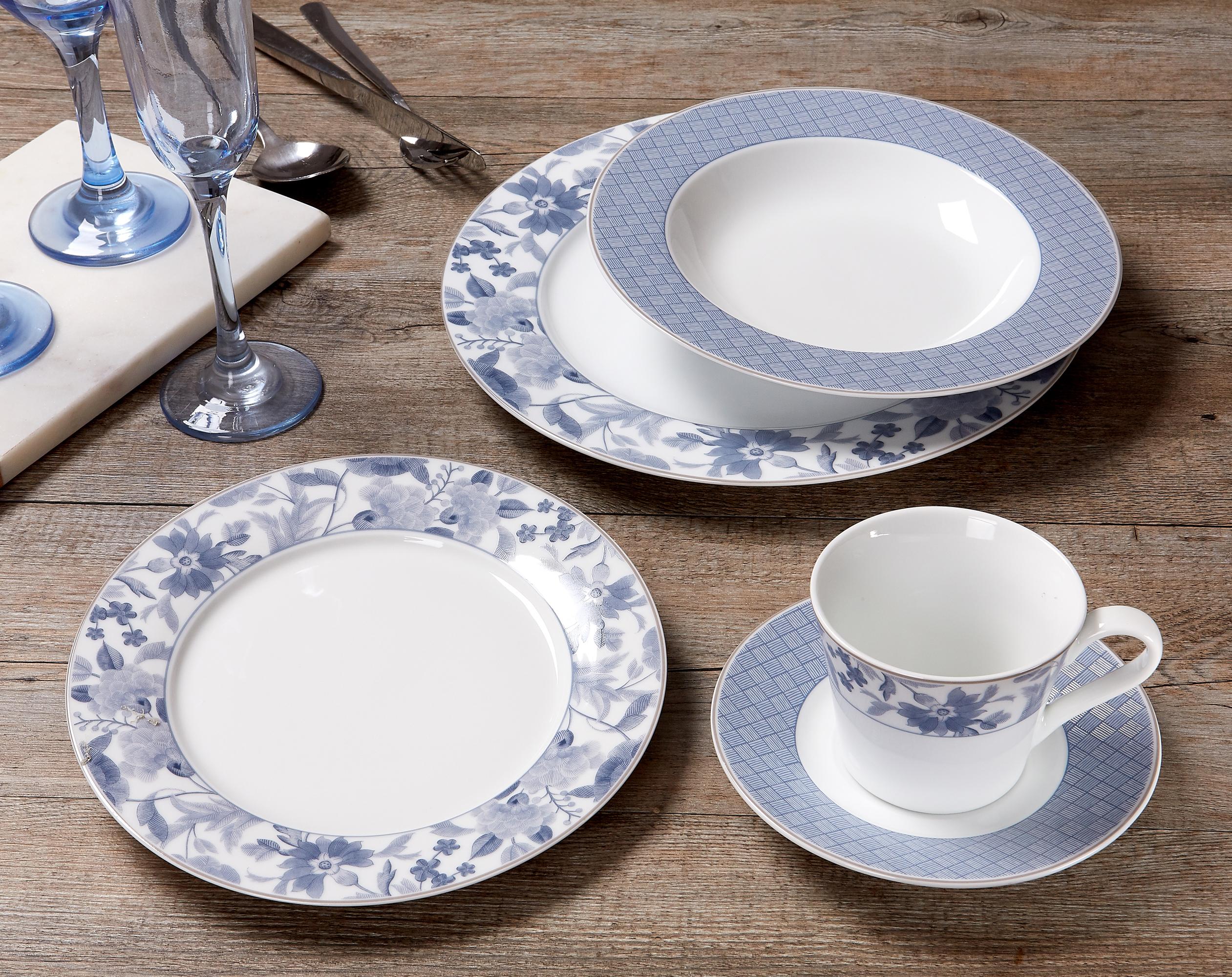 Ritzenhoff Breker Tafelservice Madras 12 Tlg Porzellan Geschirr Sets Ebay