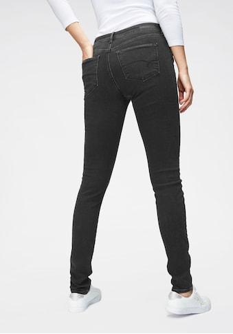 Mavi Skinny-fit-Jeans, mit leichten Waschungsdetails kaufen