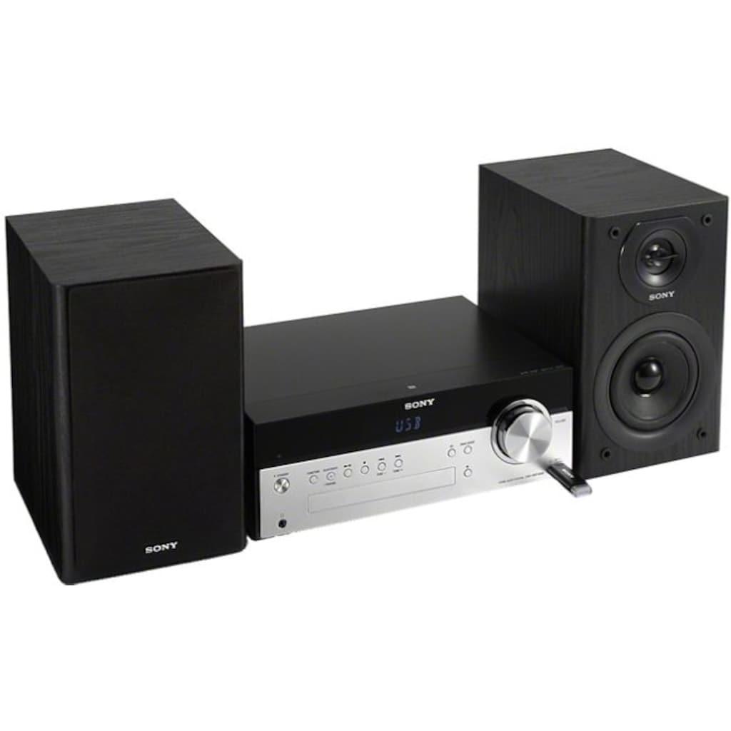 Sony »CMT-SBT100« Microanlage (FM-Tuner mit RDS, 50 Watt)