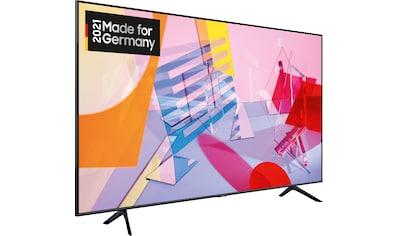 "Samsung QLED-Fernseher »GQ75Q60T«, 189 cm/75 "", 4K Ultra HD, Smart-TV kaufen"