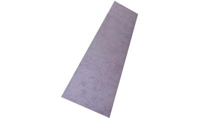 Living Line Läufer »Pulpo«, rechteckig, 16 mm Höhe, Teppich-Läufer, Uni-Farben kaufen