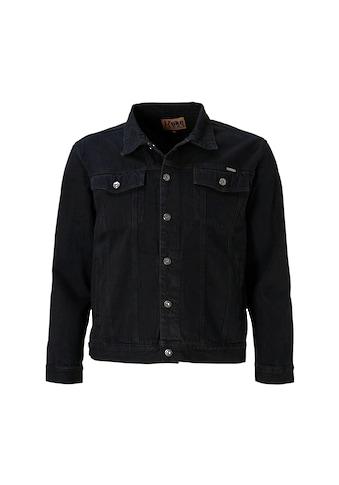 Duke Clothing Jeansjacke »Jeansjacke Trucker im Westernstil, Große Größen« kaufen