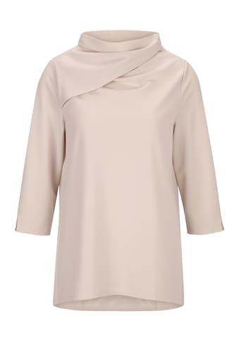 Création L Longshirt mit Stehkragen kaufen