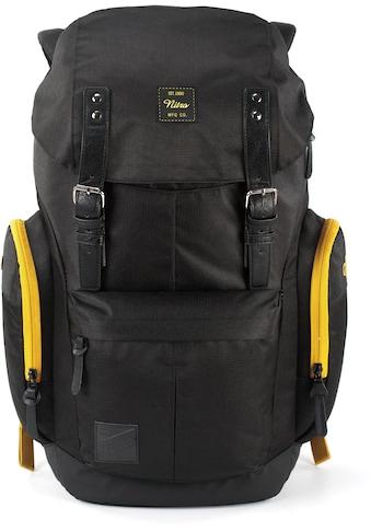 NITRO Freizeitrucksack »Daypacker, Golden Black«, mit Laptopfach kaufen