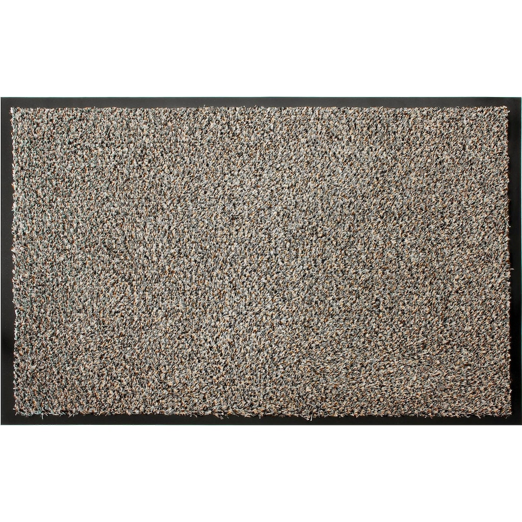 Primaflor-Ideen in Textil Fußmatte »FLEXI«, rechteckig, 9 mm Höhe, Schmutzfangmatte, In- und Outdoor geeignet, waschbar