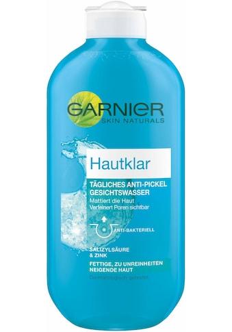 GARNIER Gesichtswasser »Hautklar«, Anti-Pickel kaufen