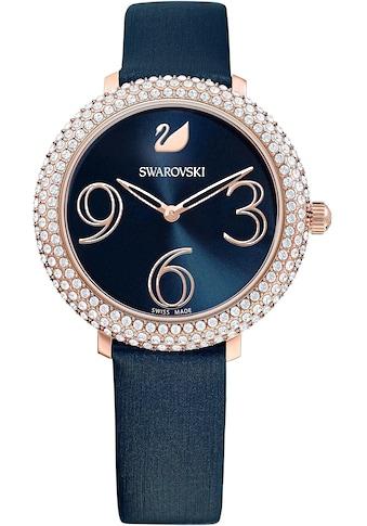 Swarovski Schweizer Uhr »CRYSTAL FROST, 5484061« kaufen