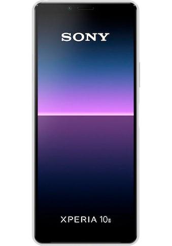 Sony Xperia 10 II Smartphone (15,24 cm / 6 Zoll, 128 GB, 12 MP Kamera) kaufen