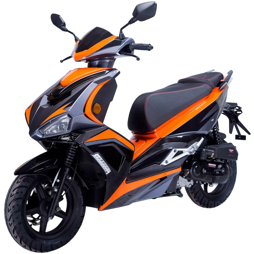 GT UNION Motorroller »Striker«, 3 PS