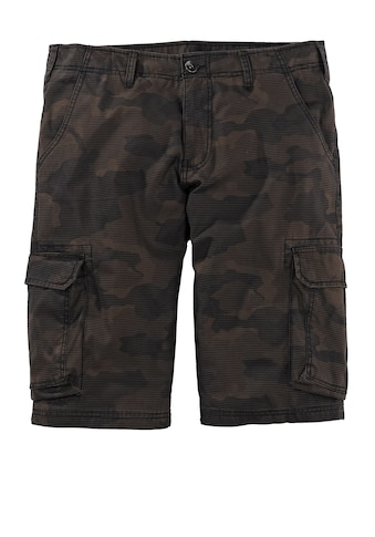 Men Plus by Happy Size Cargo - Bermuda kaufen