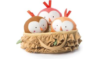 Bright Starts Kuscheltier »Baby Bird Nest« kaufen