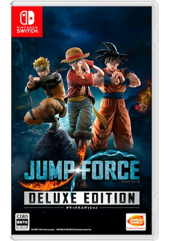 Jump Force Deluxe Edition Nintendo Switch kaufen