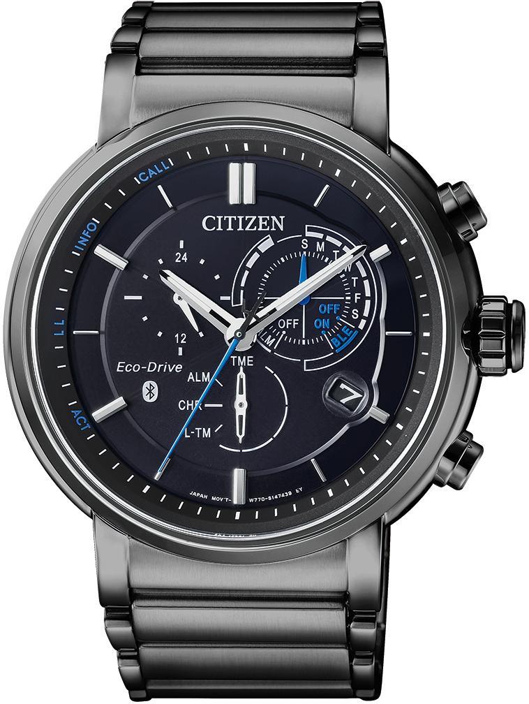 Citizen Proximity BZ1006-82E Smartwatch   Uhren   Schwarz   Citizen