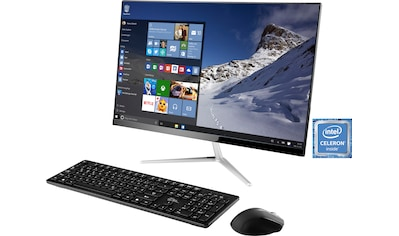 CSL »Unity F24 - GL mit Windows 10« All - in - One PC (Intel, Celeron, UHD Graphics 600, passiver CPU - Kühler) kaufen