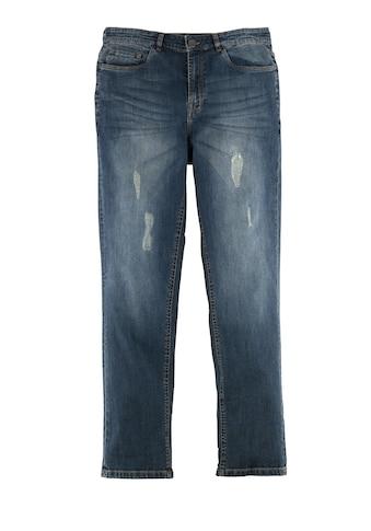 Men Plus by Happy Size Destroyed-Jeans kaufen