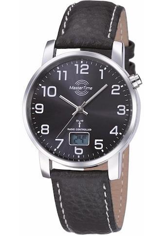 MASTER TIME Funkuhr »MTGA - 10576 - 24L« kaufen