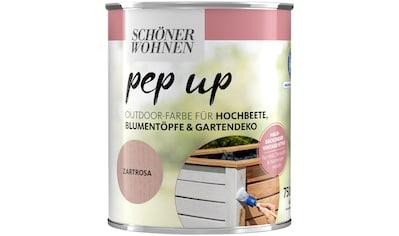 SCHÖNER WOHNEN-Kollektion Wetterschutzfarbe »pep up Outdoor«, für Hochbeete,... kaufen