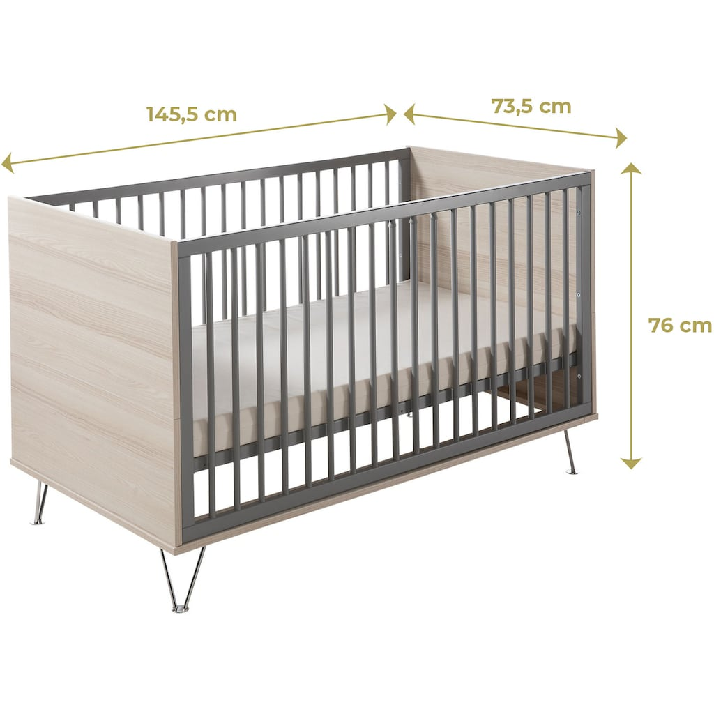Geuther Babybett »Marit«, Made in Germany