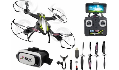 Jamara RC-Quadrocopter »F1X VR Altitude WiFi FPV«, für Virtual Reality kaufen