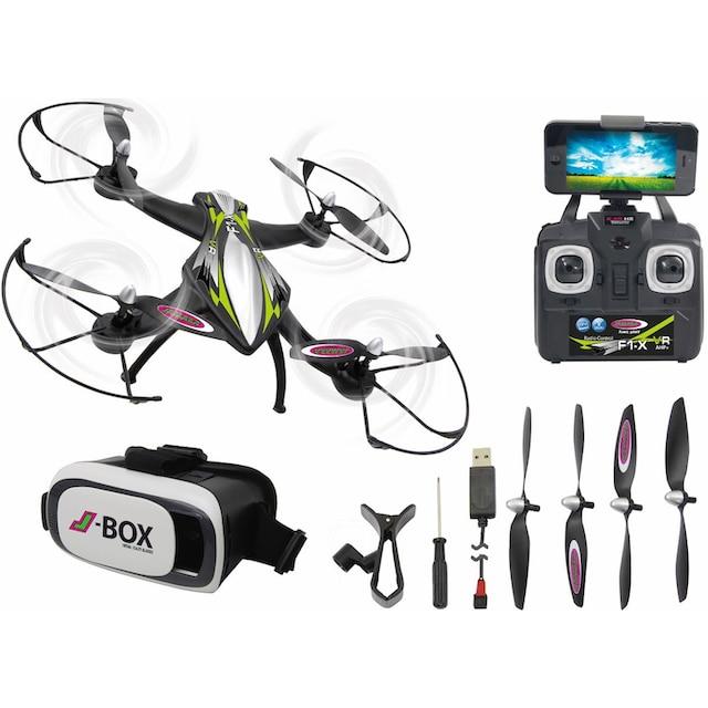 "Jamara RC-Quadrocopter ""F1X VR Altitude WiFi FPV"""