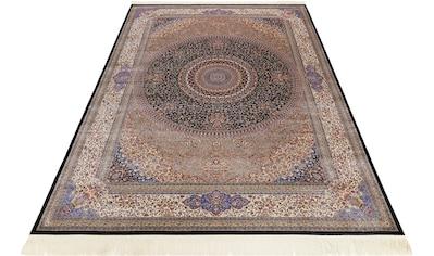 Wecon home Teppich »Täbriz«, rechteckig, 5 mm Höhe, Wohnzimmer, Orient Design kaufen