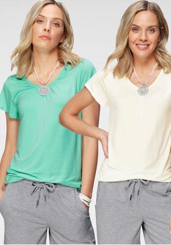 Flashlights T-Shirt, Mit leichtem Flügelarm kaufen