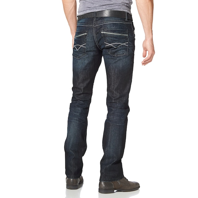 Bruno Banani Straight-Jeans »Dylan«