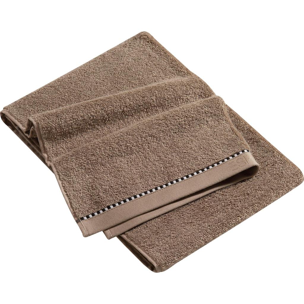 Esprit Handtücher »Box Solid«, (2 St.), mit Bordüre