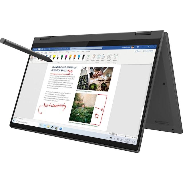 Lenovo IdeaPad Flex 5 81X1001BGE Convertible Notebook (35,6 cm / 14 Zoll, Intel,Core i5, 1000 GB SSD)