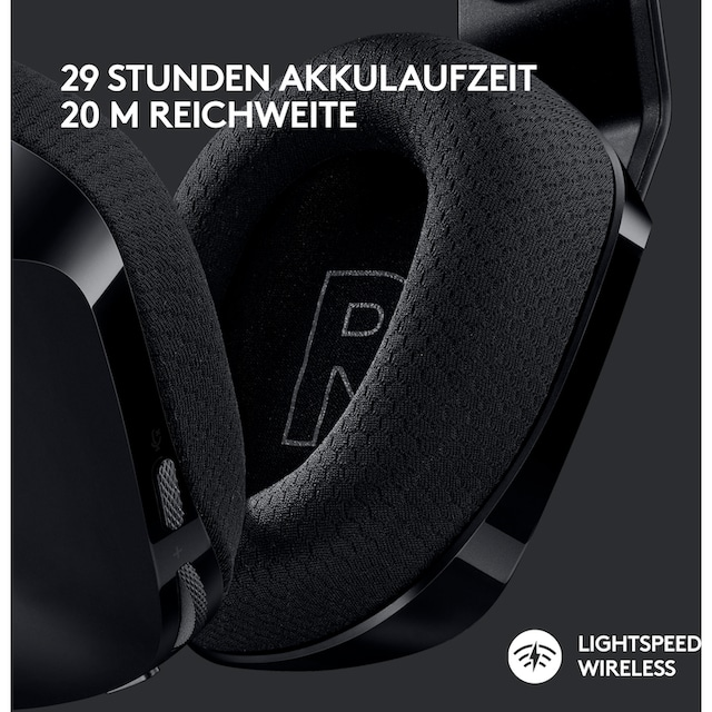 Logitech G »G733 LIGHTSPEED Wireless RGB« Gaming-Headset