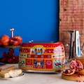 DOLCE & GABBANA Sicily is my Love Toaster »TSF01DGEU Smeg«, 2 kurze Schlitze, 950 W