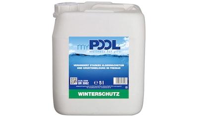 MyPool Poolpflege »Winterschutz«, 5 l kaufen