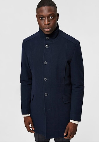 SELECTED HOMME Wollmantel »MORRISON WOOL COAT« kaufen
