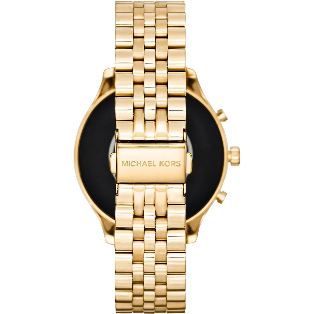 MICHAEL KORS ACCESS Smartwatch »LEXINGTON 2, MKT5078« (, Wear OS by Google, mit individuell einstellbarem Zifferblatt