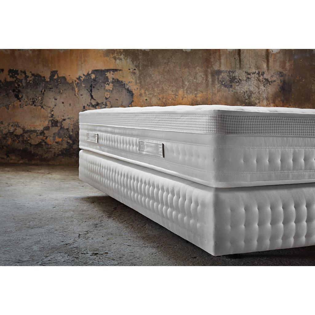 Yatas Taschenfederkernmatratze »Tesla Sleep PRO«, 406 Federn, (1 St.)