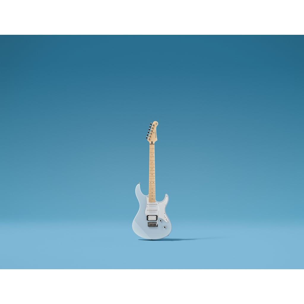 Yamaha E-Gitarre »PA112VMIBRL, Ice Blue«
