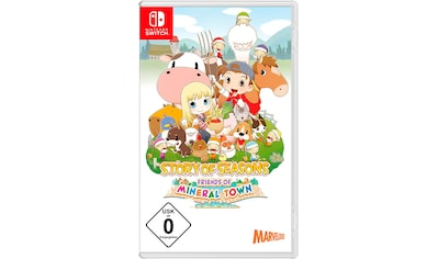 Story Of Seasons: Friends Of Mineral Town Nintendo Switch kaufen