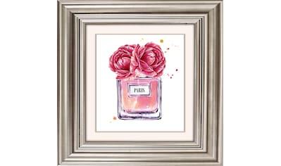 queence Acrylglasbild »Blüten Parfum« kaufen