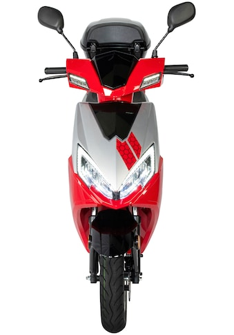 GT UNION Motorroller »Sonic X 45«, 3 PS, mit Topcase kaufen