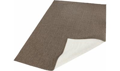 bougari Teppich »Miami«, rechteckig, 5 mm Höhe, In- und Outdoor geeignet, Wendeteppich, Wohnzimmer kaufen