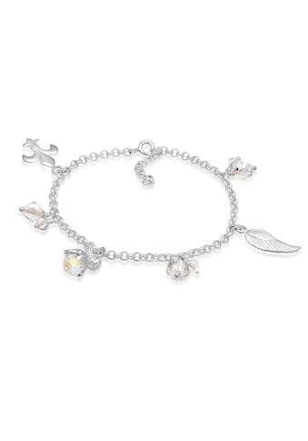 Nenalina Armband »Bettelarmband Anhänger Engel Flügel 925 Silber« kaufen