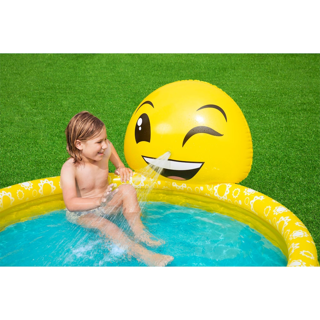 Bestway Planschbecken »Summer Smiles«, BxLxH: 144x165x69 cm