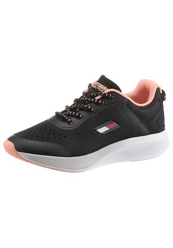 Tommy Hilfiger Sport Keilsneaker »TS PRO RACER WOMEN 1«, mit Kontrastbesätzen kaufen