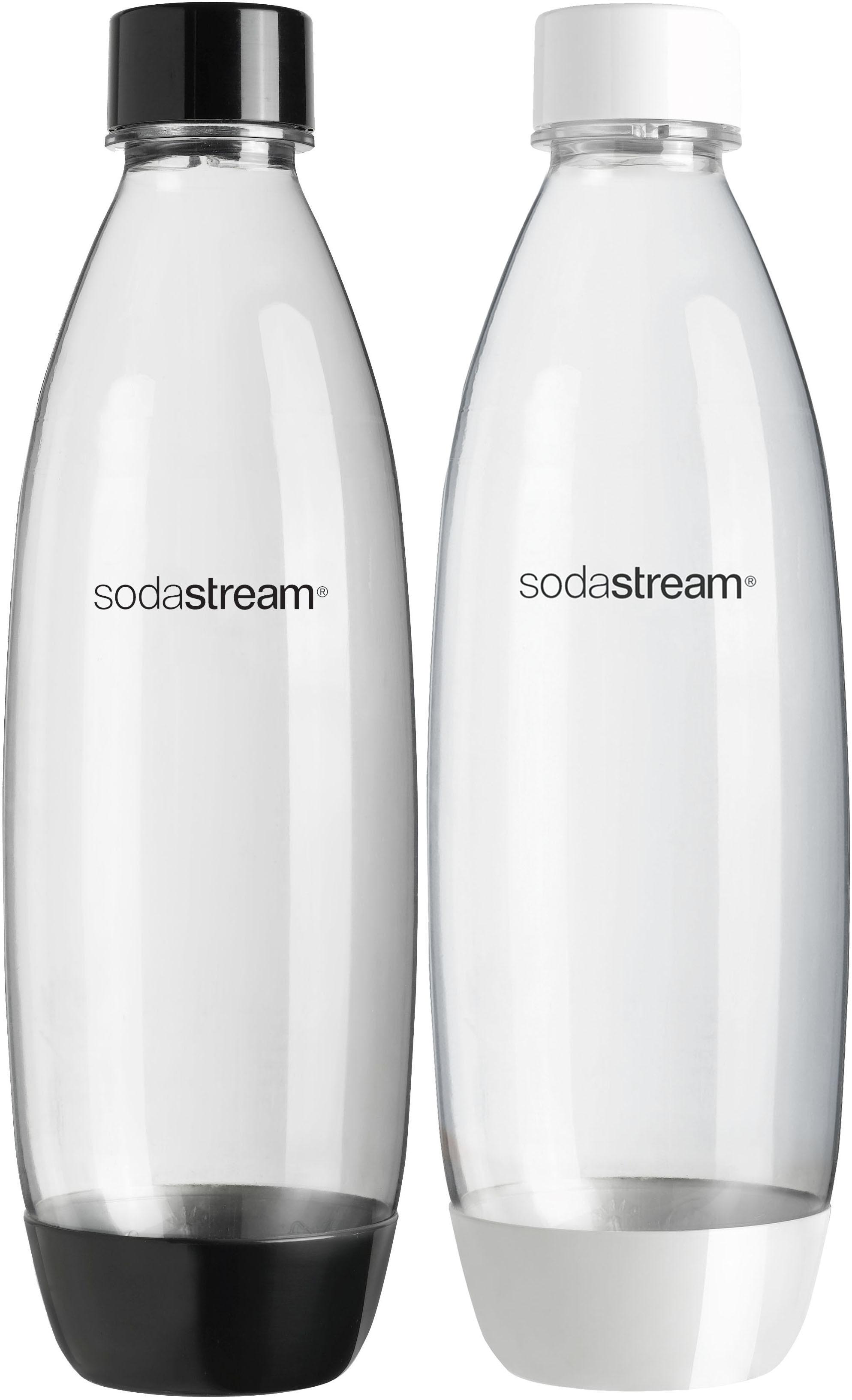 SodaStream Wasserkaraffe (2-tlg.) farblos Sodastream Küchenkleingeräte Haushaltsgeräte Karaffen