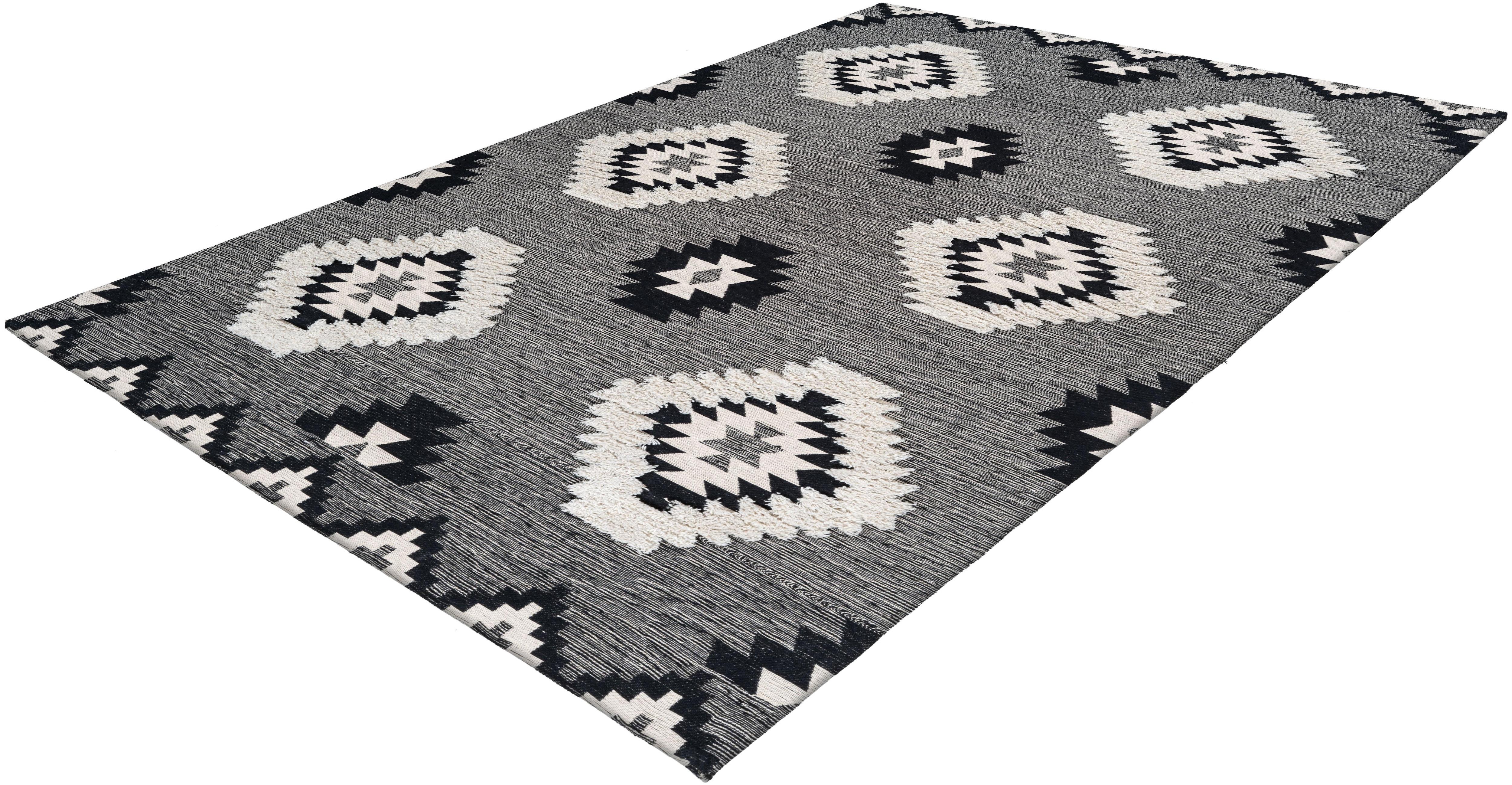 Teppich Ethnie 400 Arte Espina rechteckig Höhe 10 mm maschinell gewebt